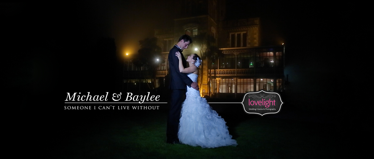 """Larnach Castle Wedding – Michael & Baylee – """"Someone I Can't Live Without"""" » Lovelight Wedding ..."""